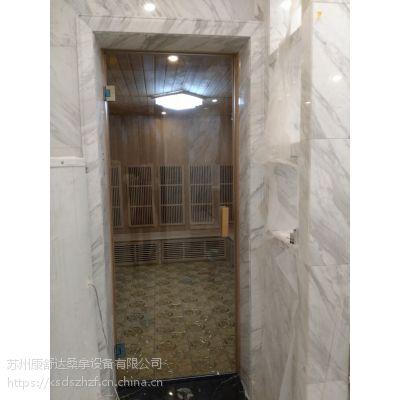 苏州市康舒达家用汗蒸房工程设计