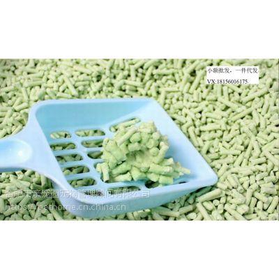 安徽UMA植物豆腐猫砂,水蜜桃玉米绿茶猫沙工厂代加工生产OEM,外贸出口