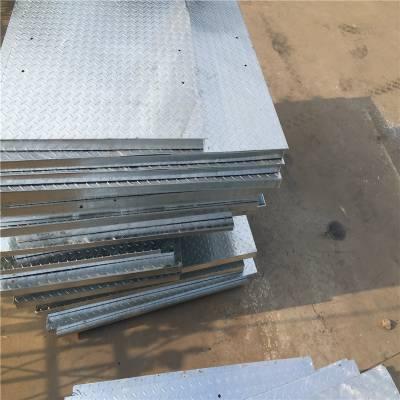 热镀锌网格板尺寸 架空网格板 市政排水沟盖板