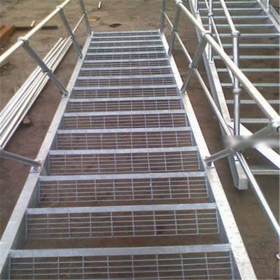 电厂钢格板 钢格板 踏步板生产厂家