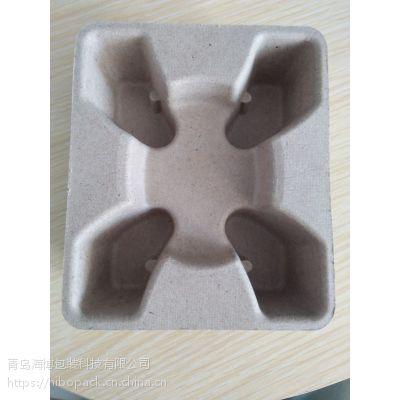 山东青岛纸浆模塑 纸托 干湿压工艺 纸塑包装产品 工艺电子类