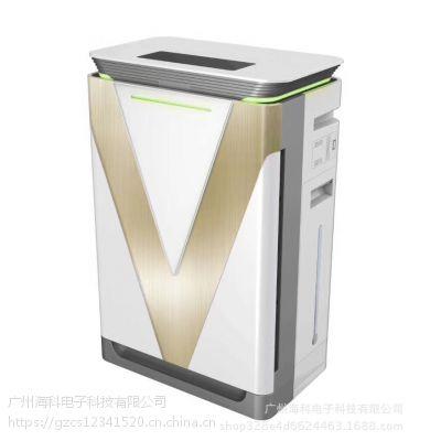 广州雅慕空气净化器生产厂家 智能除甲醛异味OEM贴牌代工