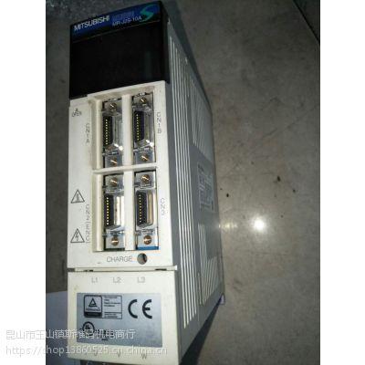 快速三菱伺服驱动维修MR-J2S-10A 议价