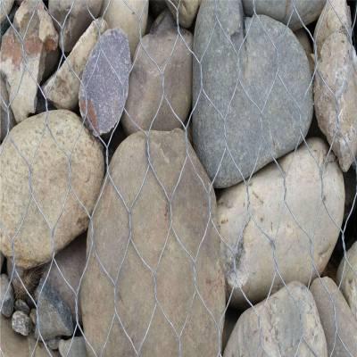新疆石笼网价格 铝锌合金石笼网 格宾网垫价格