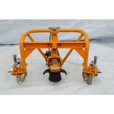 220V型便携式电动仿形打磨机