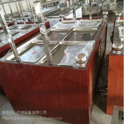 全自动腐竹机油皮机加工生产线 节能环保型腐竹油皮机生产高效环保