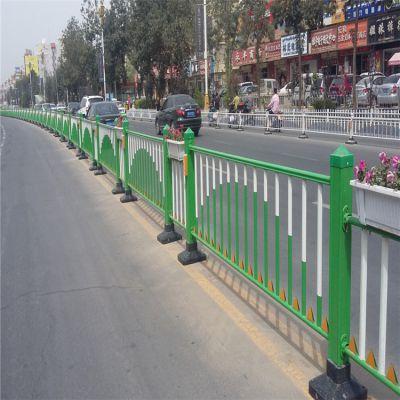 河南 城市道路护栏设置规范