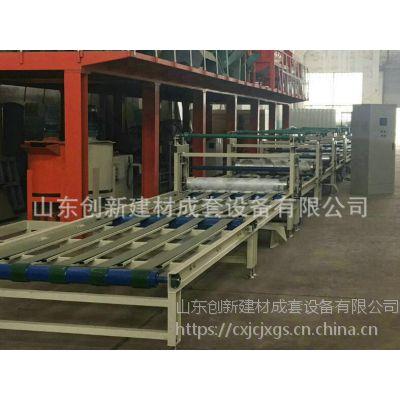防火保温墙体板生产线制造商