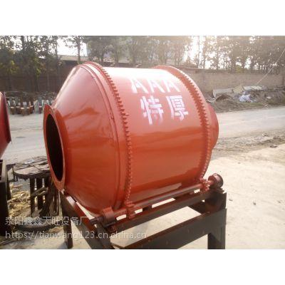 鹤岗鑫旺专业制造小圆灌搅拌机噪音小