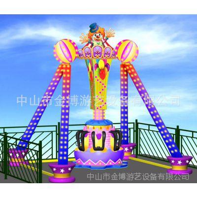 2017新型游乐设备厂家直销金博轨道旋转音乐飞船公园游乐设备