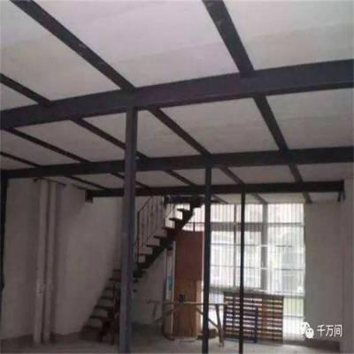 苏州钢结构复式阁楼楼层板2.5公分水泥纤维板厂家把品牌建设放在首位
