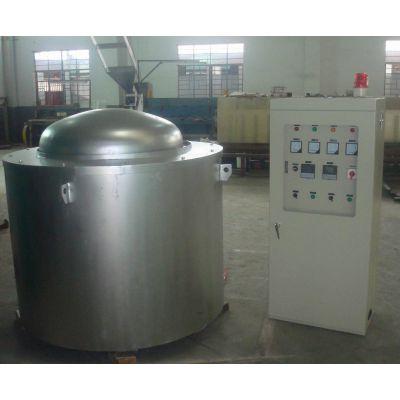 广东东莞中实机电GR3系列坩埚熔化炉 电阻式溶解保温炉500kg熔铝炉价格