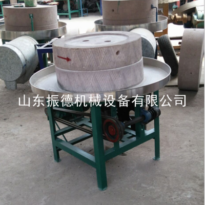 振德牌 优质电动石磨豆浆机 花生芝麻酱石磨机 香油磨 厂家直销