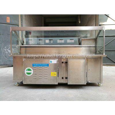 广东佛山厂家无烟烧烤炉 净化器 环保设备 一体机等环保设备
