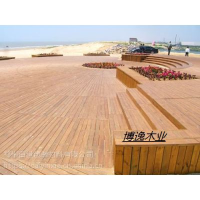 销售防腐木 价格优惠15517173337汝州专业防腐木地板施工