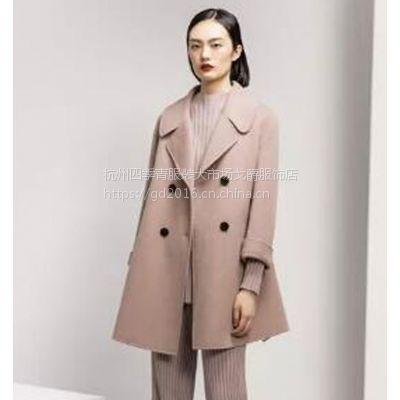 北京女装批发拿货专柜正品女装高档大码一手货源商品牌折扣走份