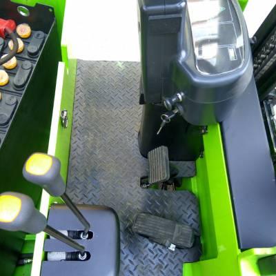 电力叉车 鑫力三支点座架式货柜车上下装货车 电动叉车生产厂家