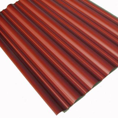 供应厂房屋顶锈蚀翻新换瓦 大连凡美纯新好料树脂瓦 不含钙粉和增塑剂