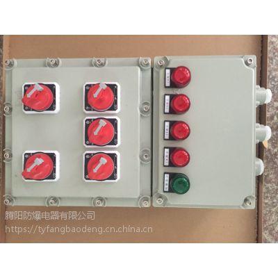 BXD-鼓风机防爆控制箱