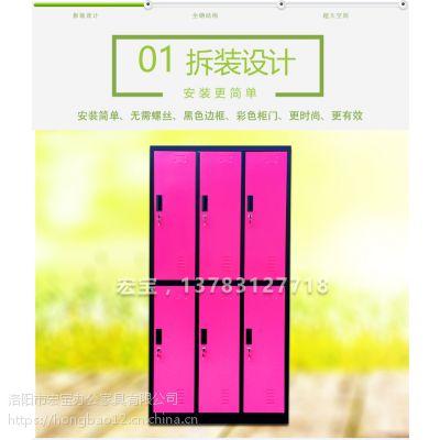 河南洛阳厂家直销专业定制电子存包柜