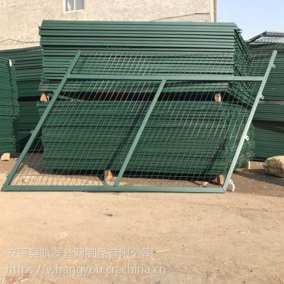 铁路线路防护栅栏厂家_中卫铁路线路防护栅栏