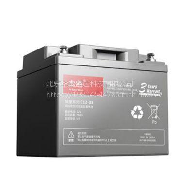 山特SANTAK城堡系列免维护蓄电池年终促销