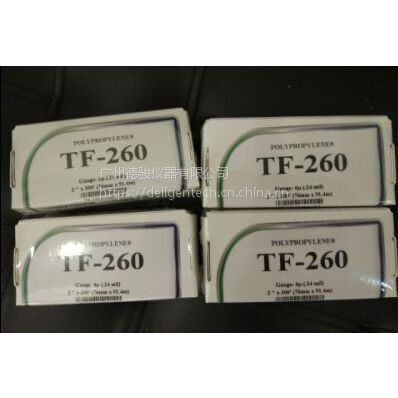 光谱仪耗材透明薄膜、实验常用薄膜、美国PremierTF-260#