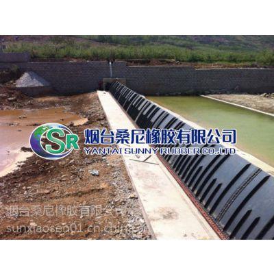桑尼橡胶气盾闸工艺 气动活动坝生产安装价格