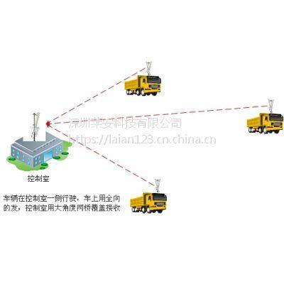 莱安煤矿运输车辆无线视频监控系统 无线网桥图传设备