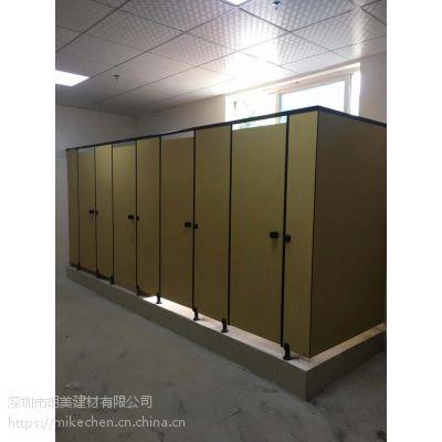 延安志丹县公共洗手间隔断上门定制安装服务公厕卫生间隔断项目
