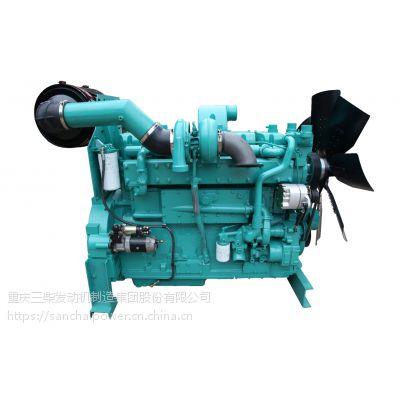 供应KTA19系列三柴柴油发动机19L升