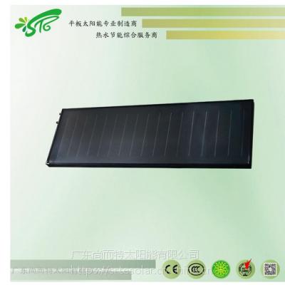 广东尚而特Z-A-2尚尊阳极氧化平板集热器 厂家定制直销承压 江西太阳能热水器 太阳能热水工程
