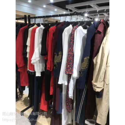 京温服装批发现货多种款式多种风格市场唯品会品牌折扣女装品牌折扣店女鞋清仓真皮柏树林大衣