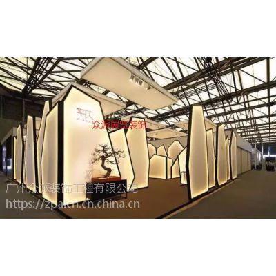 上海家具展展位装修设计