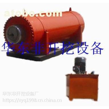 华东供应320吨水泥管液压顶管机