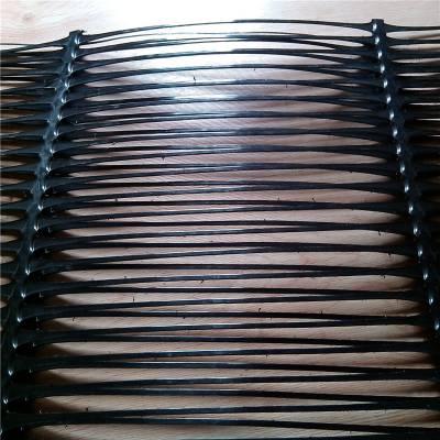 塑料护帮网 双向土工格栅 塑料土工格栅价格