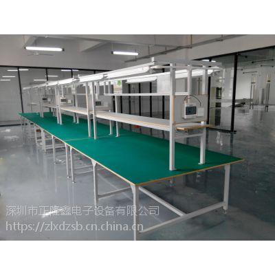 生产工作台 木板线 平板生产线正隆鑫直销