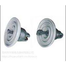 高压线路盘形悬式瓷绝缘子XP-40C U40C河间华旭电力器材生产商低价批发售优质产品