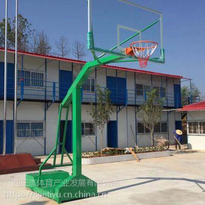 柳州篮球架批发,柳州移动篮球架价格【广西三杰体育】大量批发
