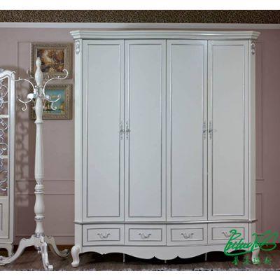 普洛瑞斯欧式实木衣柜定制