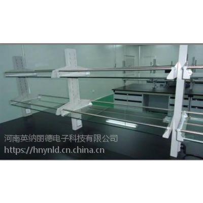1.6河南郑州试剂架 开封10mm 钢化玻璃 边中央台药品试剂柜通风柜厂家