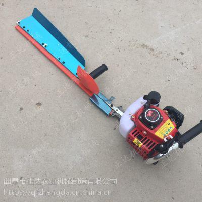 亳州冬青平整度绿篱机 单刃绿篱机性能