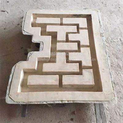 供应古建窗花,窗花模具,武汉古建雕塑公司