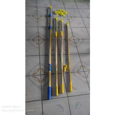 世奇 不锈钢拉杆 可伸缩拉手 天窗拉杆 厂家定制