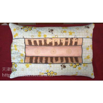 厂家直销产品蜂胶碧玺能量枕蜂胶护颈保健枕蜂胶决明子磁疗枕芯