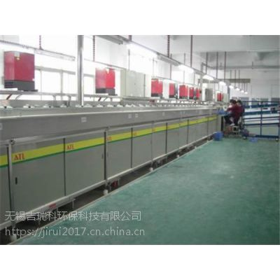 吉瑞科环保科技公司_全自动挂镀生产线订购