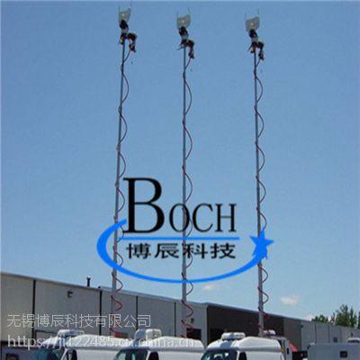 车载天线升降杆 便携式升降杆 大功率升降杆 博辰精工制造