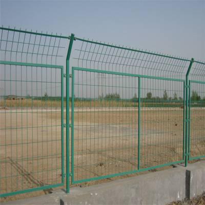 公路护栏网 双边护栏网 防护网养殖铁丝围栏网