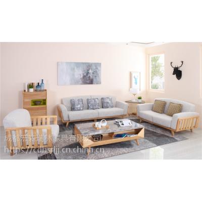 德阳普达家具 北欧风情北欧风格 北欧定制厂家 简约沙发