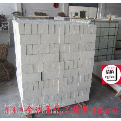 耐酸耐温砖、板、管 耐酸耐温材料厂家 精填牌陶瓷填料规格齐全
